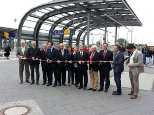 Eröffnung Bahnhof Wetzlar 2013