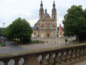 Der Dom In Fulda.