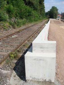 neuer Bahnsteig Herzhausen Nr. 1 - 2014-09-06