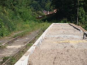 Bahnsteig Herzhausen Nr. 2 - 2014-ß09-06