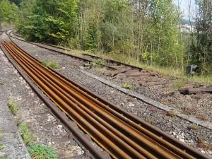 Schienenstücke Herzhausen 2014-09-06