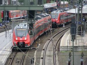 Talent 2 im Bahnhof Gießen