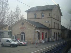 Bahnhof Dieburg