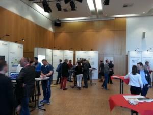 nen und Bürger zum Ausbau zwischen Frankfurt und Bad Vilbel bzw. auch im 2. Abschnitt bis Friedberg. Die Veranstaltung war sehr gut besucht.