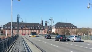 Der Landtag von Rheinland-Pfalz in Mainz.