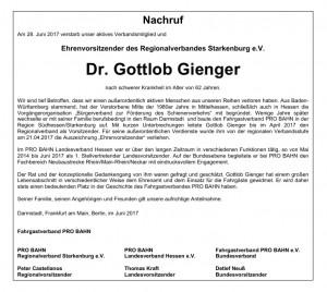 Nachruf Gottlob Gienger final